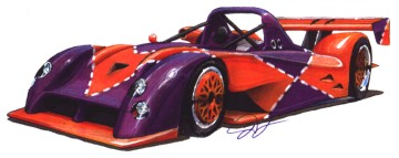 Mazda Kudzu Dlm4 Concept Sketch Courtesy Of Dave Lynn